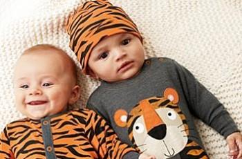 Moda dla niemowlaków na jesień i zimę 2012/2013 od Next