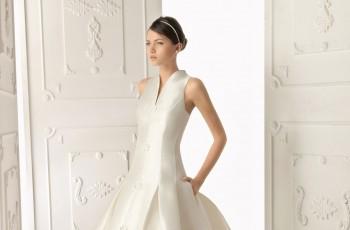 Suknie ślubne 2013
