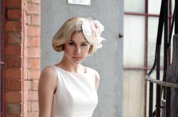 Suknie ślubne w stylu retro - Tobbi Hannah