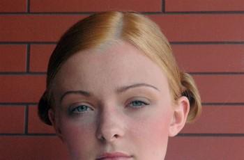 Uczesania włosy średnie - Farouk Systems