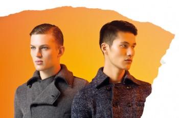 Lookbook dla mężczyzn od Benetton na jesień i zimę 2012/13