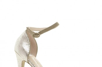 Srebrne buty na sylwestra, karnawał i studniówkę