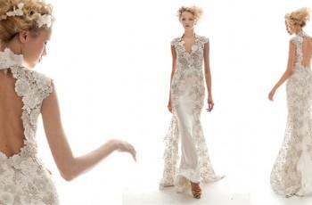 Suknie ślubne Elizabeth Fillmore 2013