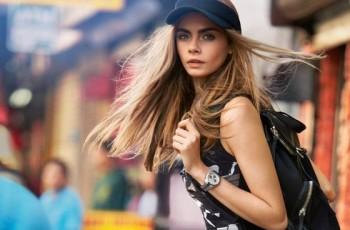 Cara Delevingne dla DKNY - pełna kampania