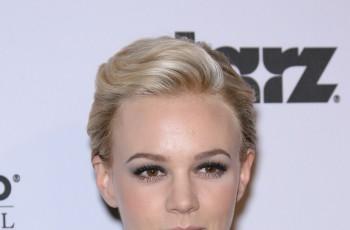 10 blond fryzur Carey Mulligan!