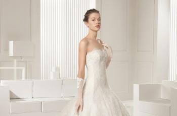 Suknie ślubne - typ księżniczka
