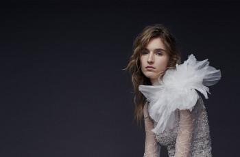 Suknie ślubne Vera Wang - Fall 2015