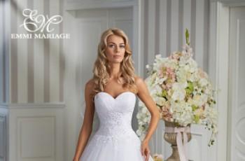 Suknie ślubne Emmi Mariage 2015