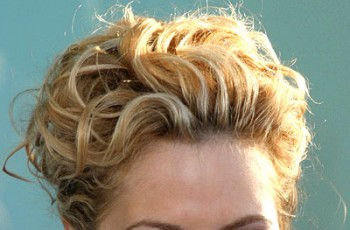 Murphy Brittany- makijaż i uczesanie