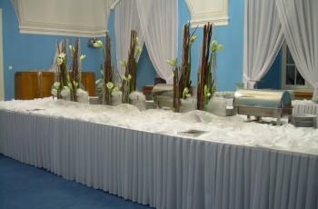 Świąteczny stół - Katarzyna Greta Szymkowiak