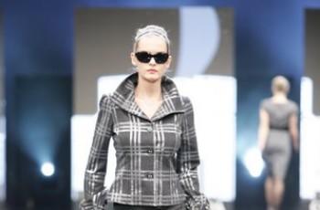 C&A pokaz mody Dusseldorf - kolekcja jesień - zima 2007