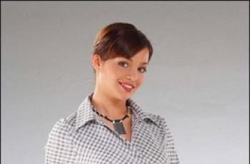 Modna odzież ciążowa firmy HALTEX