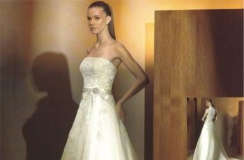 Suknie ślubne salonu Młoda i Moda - kolekcja 2008