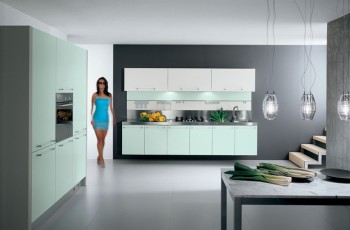Kuchnia w kolorze - Danken