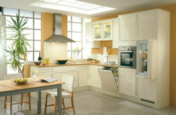 Aranżacje kuchni w stylu modernistycznym