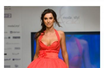 Kolekcje damskie na X Gali Moda&Styl - lato 2009