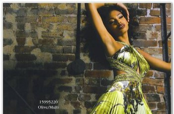 Ekskluzywne suknie Evita - lato 2009