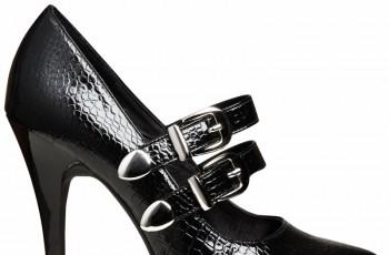 Damskie buty i dodatki H&M - jesień-zima 09/10