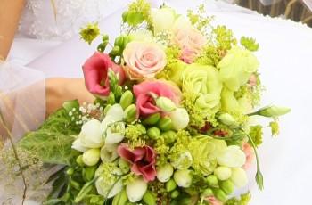 Przykładowe bukiety ślubne