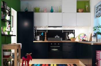Kuchnia z Ikea