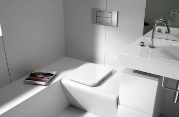 Toaleta i bidet wg Roca