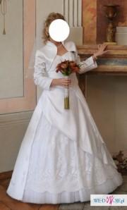 Suknia ślubna dla przyszłej panny młodej