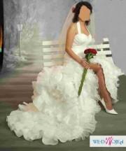 Suknia ślubna Frida 2010 Emmi Mariage