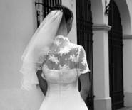 Śliczna suknia ślubna firmy Agora rozm. ok. 40