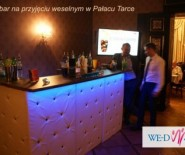 BARMAN NA WESELE- DRINK-BAR