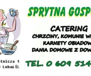 "Catering ""SPRYTNA GOSPOSIA"""