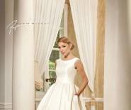 Klasyczna suknia ślubna + welon