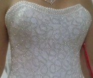 Efektowna suknia ślubna- Princess Crystal!!!