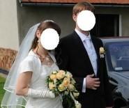 Nietuzinkowa suknia ślubna z kreszu, rozm. 34/36+bolerko gratis!