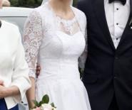 Piękna suknia ślubna kolekcja 2015 rozmiar 38 40 42 wzrost 172 cm