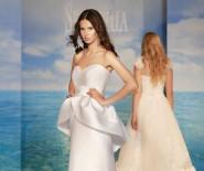 Sprzedam nowoczesną suknię z baskinkami