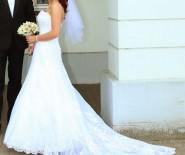 Biała Suknia ślubna MON CHERI DAWID TUTERA 2015 R.38/40