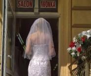 Wyjątkowa śliczna suknia ślubna z trenem+welon+czółenka firmy Wojas + gratisy