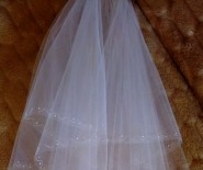 Sprzedam welon ślubny