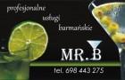 BARMAN NA WESELE w pełni wyposażony bar mobilny