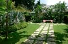 Aranżacja nawierzchni w ogrodzie