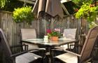 Stylowe i wygodne meble ogrodowe