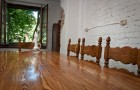 Czyszczenie drewnianych mebli