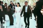 Zobacz suknię ślubną Kim Kardashian!