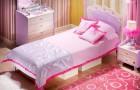 Pomysł na bajkowy pokój dla dziewczynki