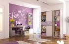 Kreatywny pokój dla nastolatki prosto od Meblik