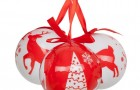 Bombki i ozdoby choinkowe Zara Home - Boże Narodzenie 2012