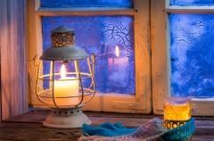 Jak w prosty sposób ocieplić wnętrze zimą?