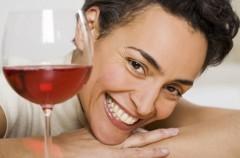 Upijanie się partnerki