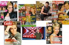 Małgorzata Kożuchowska bryluje na okładkach, historia miłości Dody i Nergala oraz inne gorące newsy z polskiego show-biznesu