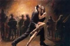 Tango - kłótnia kochanków